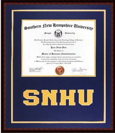 Snhu Online Degrees >> 12 Best Snhu Infographics Images In 2016 College