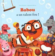 BABOU A UN TALENT FOU ! (COLL. MES PTITS ALBUMS) de Yann ... https://www.amazon.fr/dp/2733835122/ref=cm_sw_r_pi_dp_f7PLxb658P2G4
