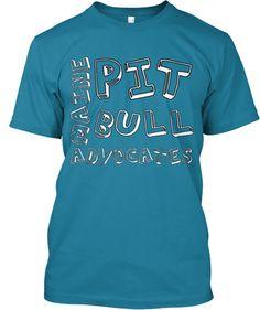Maine Pit Bull Advocates | Teespring