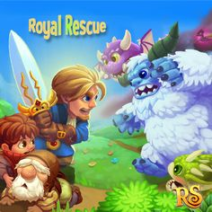 Altessa's attack has left the Kingdom vulnerable to attack! Go on the ROYAL RESCUE to battle the forces of darkness that have infected the kingdom! Great rewards await! Play NOW!  http://t.funplus.com/trenfpo  Like  Share Enjoy this adventure! #RoyalStoryTwitter