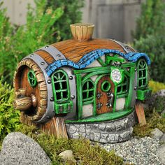 Come Into My Garden - FAIRY Gardens