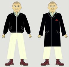 traditional skinhead style era in 1969 till now
