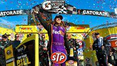 Denny (1st) wins Martinsville, STP 500  --  2015 NASCAR Sprint Cup Series winners   NASCAR.com