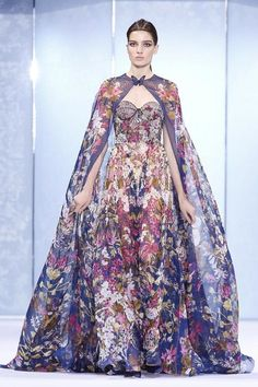 @Maysociety Ralph & Russo Haute Couture Fall Winter 2016 Paris Collection