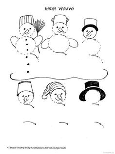 Winter Activities For Kids, Preschool Learning Activities, Cicely Mary Barker, Winter Project, Educational Crafts, Pre School, Cool Kids, Coloring Books, Snowman