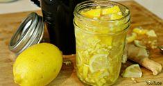Diy Skin Care, Skin Care Tips, Pickles, Cantaloupe, Cucumber, Food To Make, Health Tips, Mason Jars, Homemade