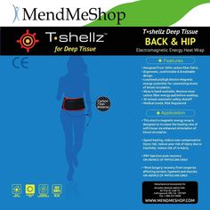 Back Hip T-Shellz Wrap effectively helps treat low back pain, hip bursitis, arthritis, muscle strains, and general discomfort. Bursitis Hip, Hip Arthritis, Back Surgery, Trigger Point Therapy, Muscle Strain, How To Remove, How To Apply, Nerve Pain, Really Love You