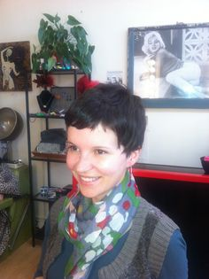 New cut by Mary Rose