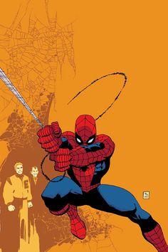 Spider-Man by Tim Sale