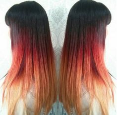 15 Stylish ombre straight hair. Best ombre straight hair for women. Ombre hairstyles for straight hair. Top Gorgeous ombre straight hair.