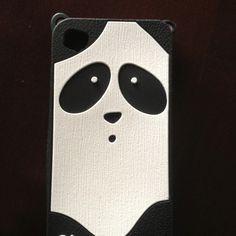 Panda I Phone case