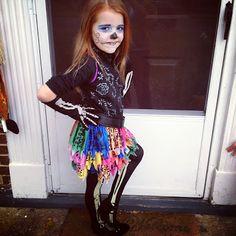 skelita calaveras costume halloween costumes and halloween - Skelita Calaveras Halloween Costume