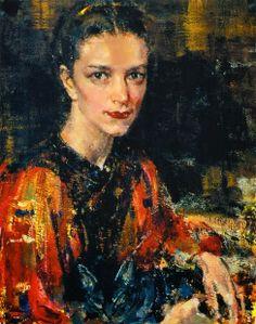 Nicolai Fechin | Rusia americano nacido Artista impresionista