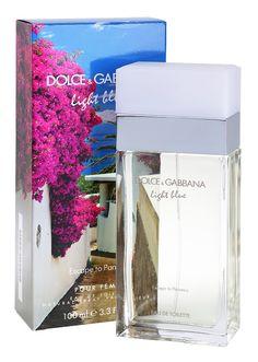 Dolce & Gabbana Light Blue Escape To Panarea woda toaletowa dla kobiet