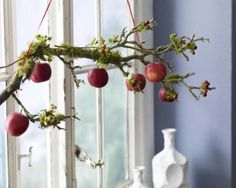 Was für Aussichten: Fensterdeko im Herbst