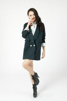 8f183e82ca6 YY19912 Coat Price   IDR 252.000 Original   China Material   Thick Cotton  Bust