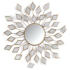 Diamond Sun Mirror
