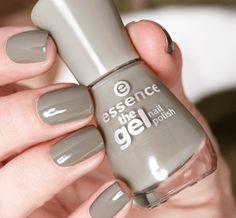 esmalte the gel 32 discreet agent - essence cosmetics