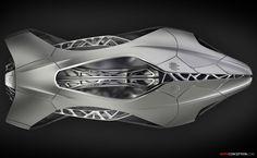 EDAG 'GENESIS' Concept Envisions 3D Printed Cars