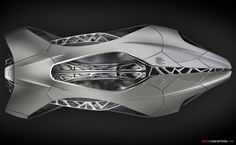 EDAG 'GENESIS' Concept Envisions 3D Printed Cars