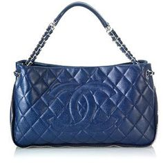 Chanel Quilted Caviar Expandable Shoulder Handbag from $153/week  @ Bagborroworsteal.com