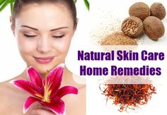 Natural Skin Care Home Remedies