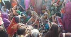 #Jaunpur : समय स एमबलस नह पहच त फट पड गरमण क गसस महल क मत क बद हई तडफड   #NayaSabera - NAYA SABERA नय सबर : No. 1 News portal Of Jaunpur (U.P.)