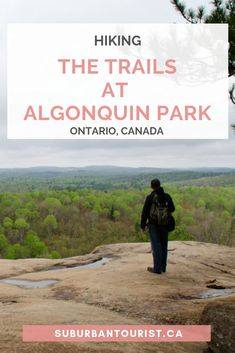 The trails along Highway 60 in Algonquin Park that you can explore with short and long hikes. Hiking Spots, Hiking Trails, Get Outdoors, The Great Outdoors, Hiking Photography, Adventure Photography, Alberta Travel, Ontario Travel, Canada Destinations
