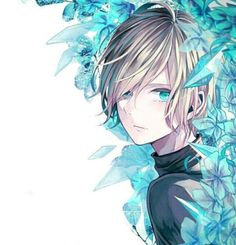 Find images and videos about anime, yuri and yuri on ice on We Heart It - the app to get lost in what you love. Yuri On Ice, Yuri Plisetsky Hot, Tous Les Anime, Shingeki No Bahamut, Fangirl, Yuri Katsuki, Ice Art, ユーリ!!! On Ice, Bishounen