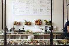 FAVORITE --- Sla --- Lunch and juices in Amsterdam - Jordaan --- Westerstraat 34 --- Open: every day