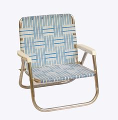 Pacific Waves Low Back Beach Chair