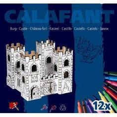 Calafant Dragon Rock Castle