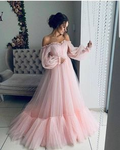 Makeup Looks Discover Off the shoulder dress for wedding guest fluffy tulle dress for women with corset floor length maxi dress formal off shoulder gown any color Girls Pageant Dresses, Women's Dresses, Elegant Dresses, Pretty Dresses, Baby Girl Dresses, Beautiful Dresses, Fashion Dresses, Princess Dresses, Puffy Dresses