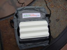 Trico Ultralight Fly Fishing pack. Stated to be 1 oz.