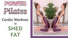 Cardio Pilates, Pilates Video, Fitness Pilates, Teaching Style, Burns, Coaching, Shed, Fat, Health