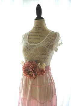 Autumn lace dress country cowgirl chic boho by TrueRebelClothing, $74.00