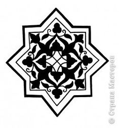 Узоры и символы в Менди Индия  фото 11