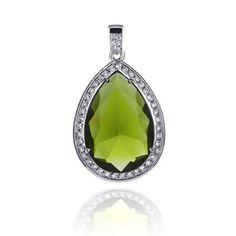 Kagi Green pendant   REGENCY JEWELLERS