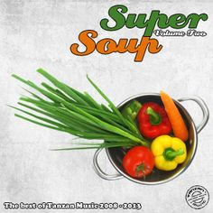 VARIOUS ARTISTS | Super Soup Volume Two