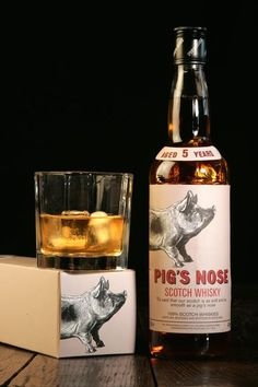 Pigs Nose Blended Scotch Whisky (750mL) | Shop Scotch Whisky | ForWhiskeyLovers.com