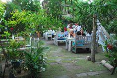 TUDO SOBRE TRANCOSO: CONHEÇA O CHARMOSO RESTAURANTE CASA DA GLÓRIA #viagem #restaurante #praia #decoracao #decor