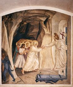 Christ in Limbo, 1441-1442 - Fra Angelico