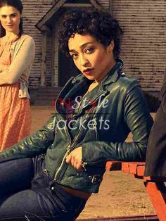 Ruth Negga as Tulip in Preacher