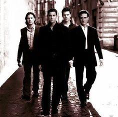 The men of il divo