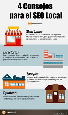 Consejos para el SEO Local... #SocialMediaOP #Marketing