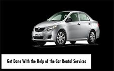 Through the rent a car Lahore services, you can move easily from one place to another.