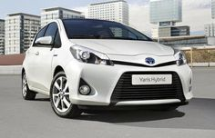 The Yaris Hybrid will be Europe's first full hybrid in the B-segment. Read on to learn more on the Toyota Yaris Hybrid set to debut at the 2012 Geneva Auto Show brought to you by the automotive experts at Motor Trend. Best New Cars, Latest Cars, Lamborghini, Ferrari, Automobile, Toyota Dealers, Vintage Sports Cars, Car Prices, Most Expensive Car