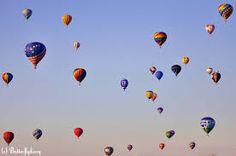 Risultati immagini per hot air balloons