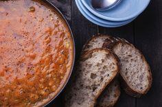 Lovely Lentil Soup: Make a batch of this hormone-balancing soup from Dr. Natasha Turner for dinner.