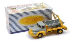 French Dinky no. 38A Marrel Skip Truck